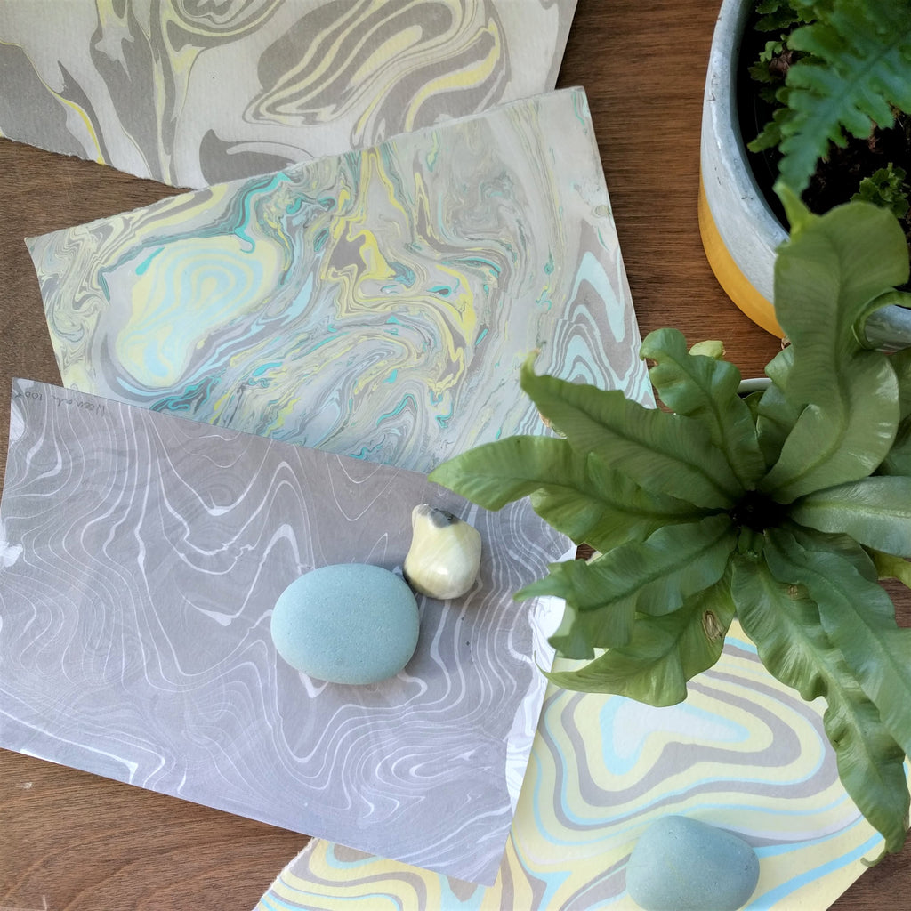 Japanese Paper Marbling | Teens and Adults