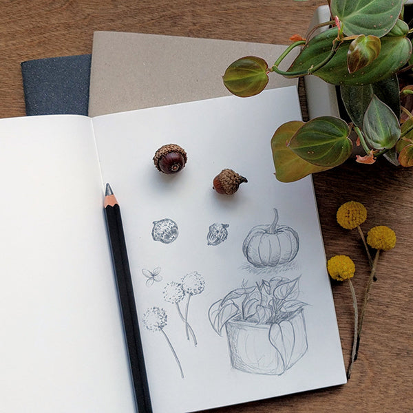 Sketchbook Saturday | All Ages