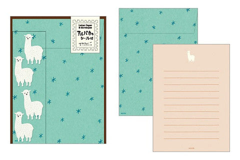 Alpaca | Letter Paper and Envelopes