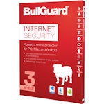 BullGuard Internet Security 2017 - Multi Device Licences via DOWNLOAD