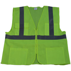 ANSI 107 Class 2 Safety Vests