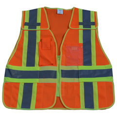 ANSI 207 Breakaway Public Safety Vests