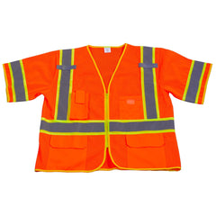 ANSI 107 Class 3 Safety Vests