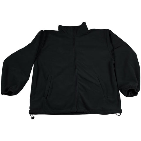 BSW-S1 BLACK FLEECE WORK JACKET / LINER JACKET