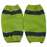 ANSI Class E Waterproof Reflective Leggings With Adjustable Velcro Closures