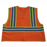 OV2-CB2/OVM2-CB2 ANSI/ISEA Deluxe Two Tone DOT Class II Safety Vest