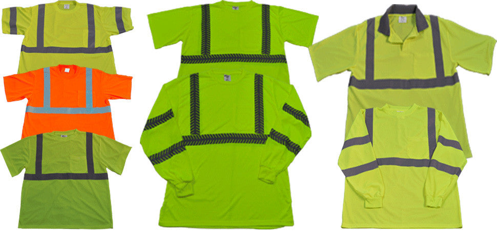 SAFETY T-SHIRTS