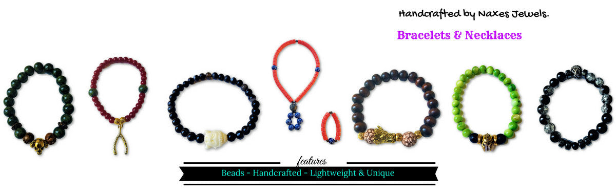 Bracelets & Necklaces by NaxesJewels