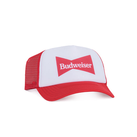 Budweiser CLEAN AND SIMPLE MESH-BACK HAT