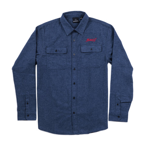 Budweiser COOL WEATHER COOL STYLE FLANNEL SHIRT (MEN'S)