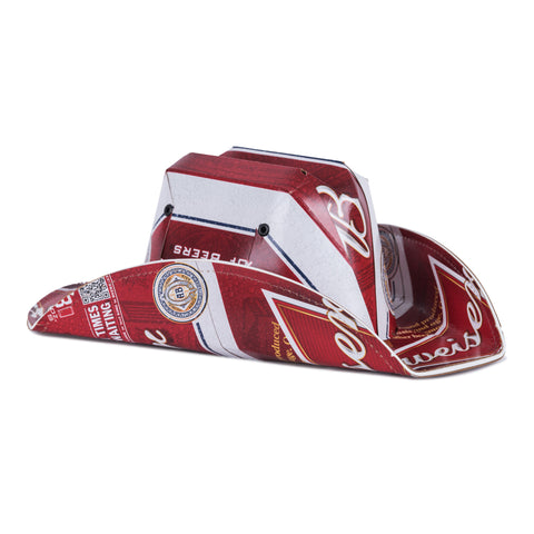 Budweiser HAPPY TRAILS COWBOY HAT