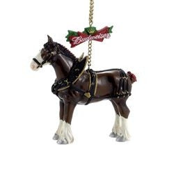 Budweiser Clydesdale Ornament