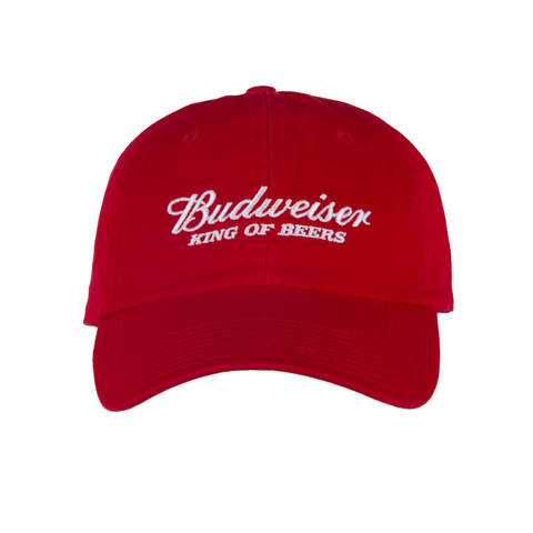 #BeenTrill Budweiser Hat- Red