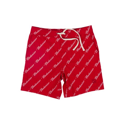 #BeenTrill Men's All Over Print Swim Trunk