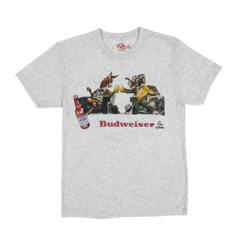 Budweiser Vintage Together Tee