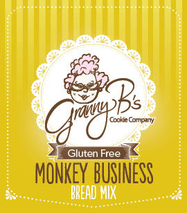 Gluten Free Monkey Business Bread Mix, Single Bag