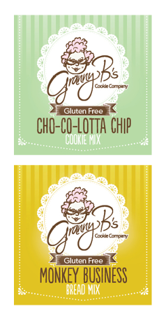 Gluten Free 3-Pack, Mix & Match Any 3 for $22.00