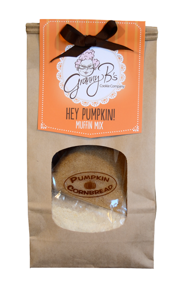 Hey Pumpkin! Pumpkin Cornbread Mix, Single Bag