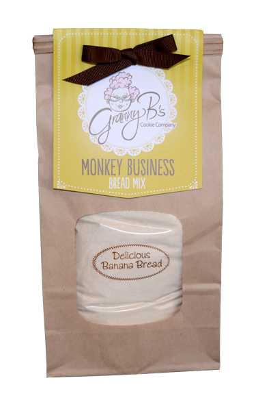 Monkey Business Bread Mix, Single Bag