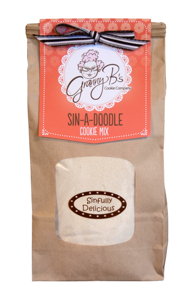 Sin-a-Doodle Cookie Mix, Single Bag
