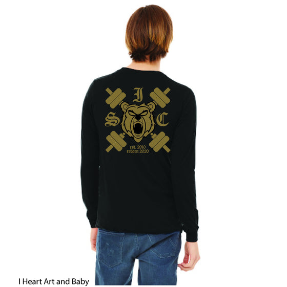 Intrepid Long Sleeve Back