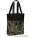Personalized Camo Tote Bag with Zipper Pouch