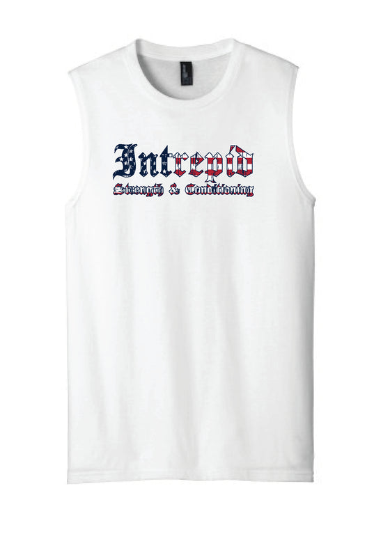CrossFit Intrepid - FREEDOM, Men's Tank Top