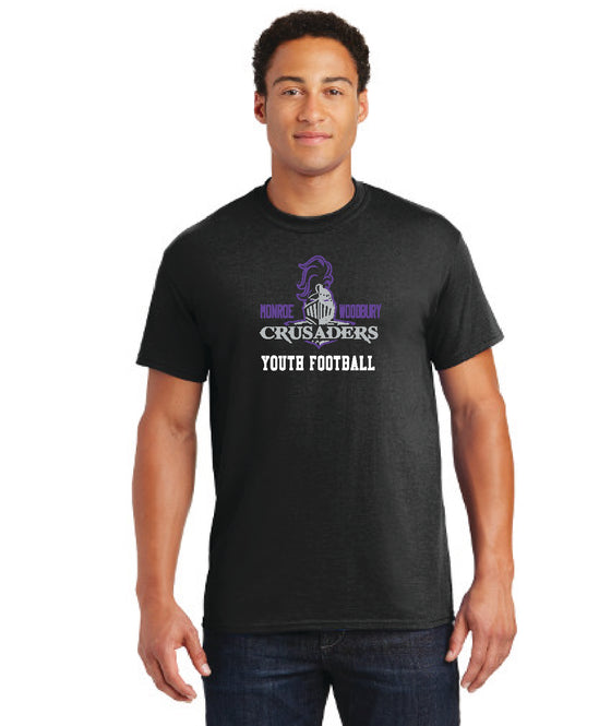 Monroe-Woodbury Central School - Youth Football Solid Shirt