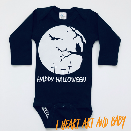 Halloween Baby Outfit