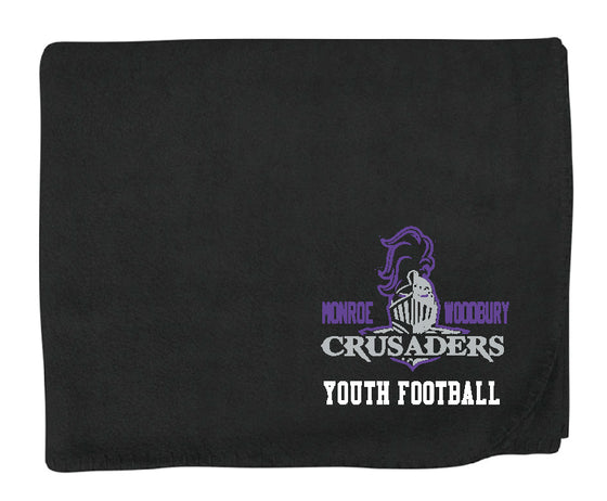 Monroe-Woodbury Central School - Youth Football Stadium Blanket