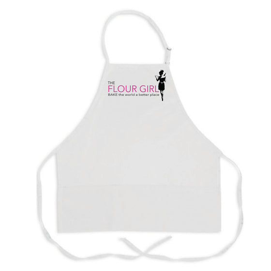 The Flour Girl - 3 Pocket Bib Apron