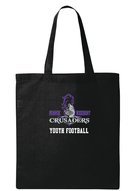 Monroe-Woodbury Central School - Youth Football Tote