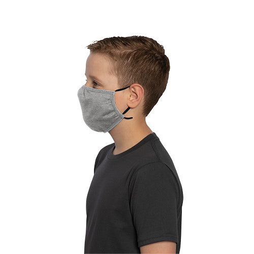 Standard Elastic Youth Face Masks