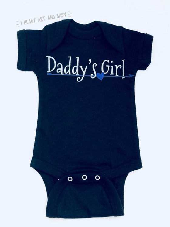 Daddy's Girl Black