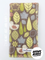 Brown Birds Burp Cloth