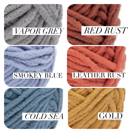 Yarn Colors