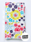 Spring Flowers- Girl Burp Cloth