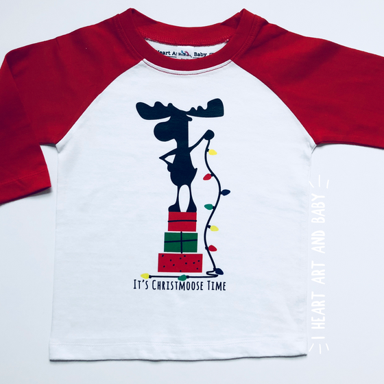 Children's Holiday Shirt