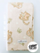 Light Pink Cats Burp Cloth