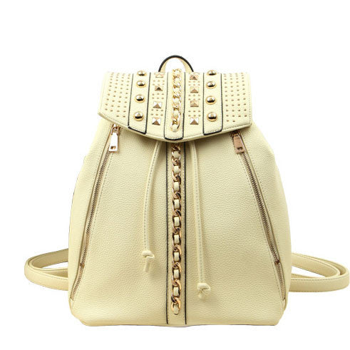 Fashion Unique Original New Rivets Backpack - lilyby