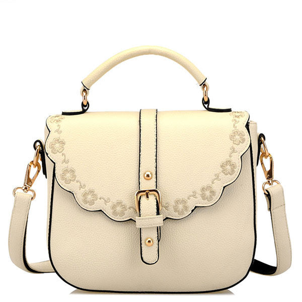 Latest Embroidery Shoulder Bags Messenger Bags - lilyby