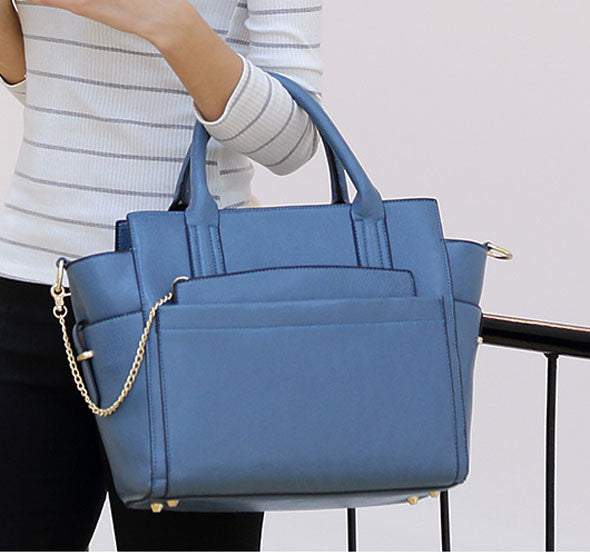 Retro Powerful Multifunction Commuter Handbag&Shoulder Bag - lilyby