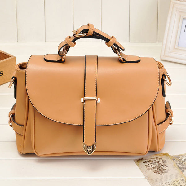 Retro Shoulder Bag Messenger Cross Handbags - lilyby