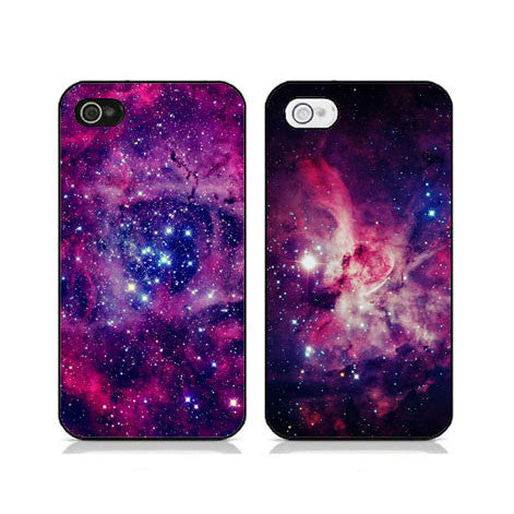 New Galaxy Series Hard Cover Iphone Cases for iphone 4/4s/5 - lilyby