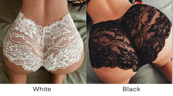 Sexy Lace Panties Underwear High Waist Female Lingerie
