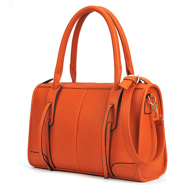 New Leisure Simple Handbag &Shoulder Bag - lilyby