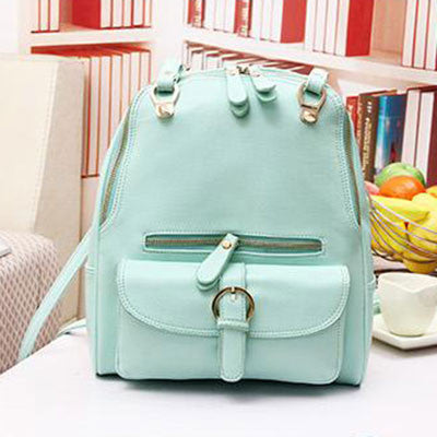 Retro Pretty RainBowknot Backpack &Shoulder Bag - lilyby