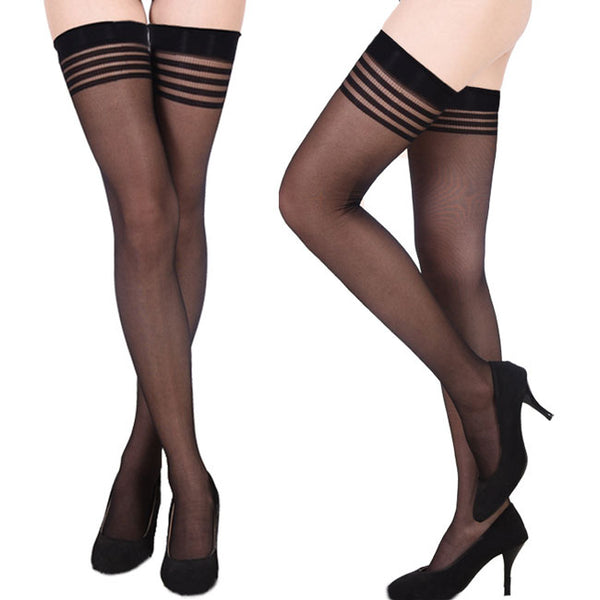 Sexy Net Sling Suspender Lingerie Women's Stockings