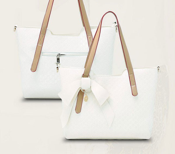New Graceful Bowknot Temperament Handbag - lilyby