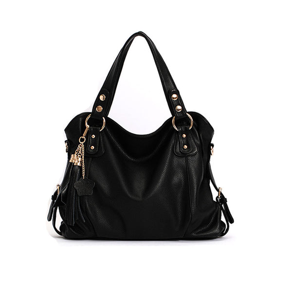 New Graceful Fringed Handbag & Shoulder Bag - lilyby
